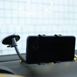 Image 2 - ユニバーサルフロントガラス車の吸盤マウントブラケット自動車電話ホルダーiphone用スタンド7 8 11 xr x xsサムスンS10プラスS7 gps