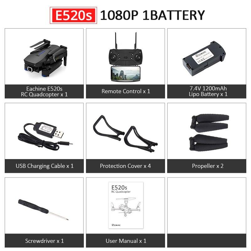 E520S 1080P 1B
