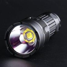 Convoy портативный M3 XHP70.2 4300LM Высокий люмен фонарик встроенная защита от температуры мощный фонарик светодиодный мини-фонарь