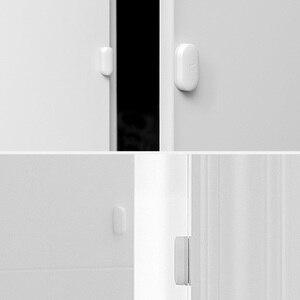 Image 5 - מקורי שיאו mi Mi jia דלת חלון חיישן אינטליגנטי Mi ni כיס גודל חכם בית בקרה אוטומטית על ידי שיאו mi חכם mi בית App