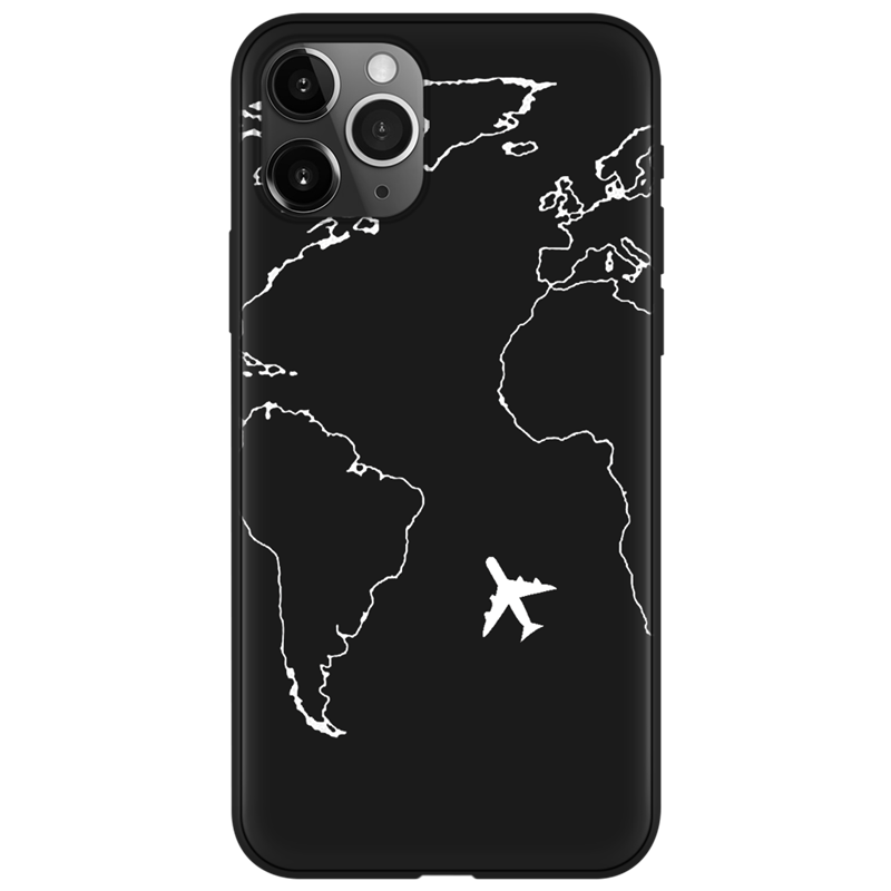 World Map Case 19