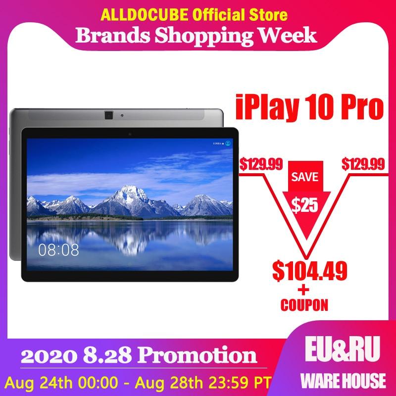 Alldocube iPlay10 Pro 10.1 inch Wifi Tablet  Android 9.0  MT8163  quad core 1200*1920 IPS Tablets PC RAM 3GB ROM 32GB HDMI OTG|Tablets|   - AliExpress