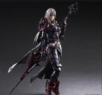 Aranea Highwind Final Fantasy XV traje de Cosplay conjunto completo de alta calidad de tela privada hecha a medida con apoyos de la armadura