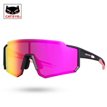 CATEYE Bicycle Sunglasses Polarized & Photochromic Cycling Glasses UV400 Outdoor