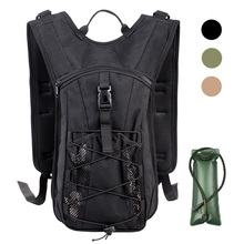 3L Tactical Hydration Backpack Water Bag with Inner Bag Outdoor Military Camping Cycling Climbing Hiking Camel Water Bladder Bag цена и фото
