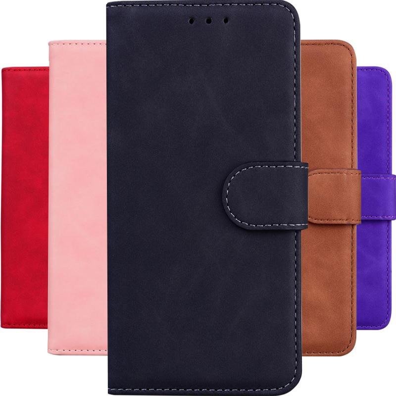 Кожаный чехол-бумажник для Apple iPhone 12 Mini SE 2020 11 Pro 7 8 6 6s Plus X Xs Max Xr