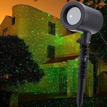 Na zewnątrz wróżka niebo gwiazda projektor laserowy etap reflektor prysznice ogród trawnik światła etapie krajobraz DJ Disco boże narodzenie dekoracyjne