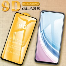 9D Protective Film Vidro Para Vivo Y20 Y20s Y20i Y30 Y30i Y31 Cobertura Completa Protetor de Tela de Vidro Temperado