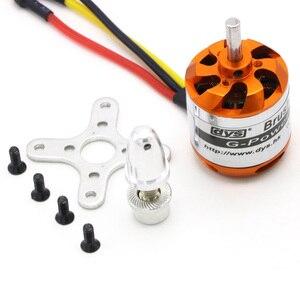 Image 2 - DYS D2836 750KV 880KV 1120KV 1500KV 2 4S Brushless Outrunner Motor For Rc Multicopter