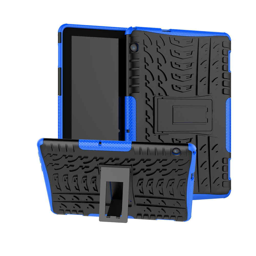 T5 <font><b>Tablet</b></font> Silicon+PC Cover for <font><b>huawei</b></font> MediaPad T5 10 AGS2-L09 AGS2-W09 AGS2-L03 AGS2-W19 <font><b>Tablet</b></font> <font><b>case</b></font> Shockproof Stand <font><b>Case</b></font> image