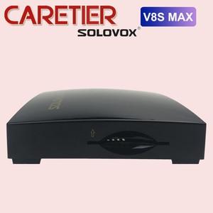 Image 5 - Solovox v8s max receptor de tv por satélite 2usb suporte biss chave web tv apoio ccam, youtube youporn dlan h.256 T2 MI