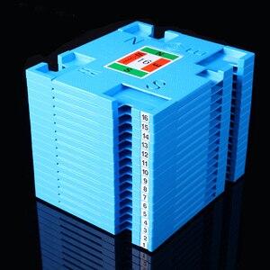 Image 4 - 16 Stks/partij Professionele Brug Bieden Doos Kaarten Hele Set Vlakte Brug Bieden Kaarten Box Voor Professionele Brug Game Tournment