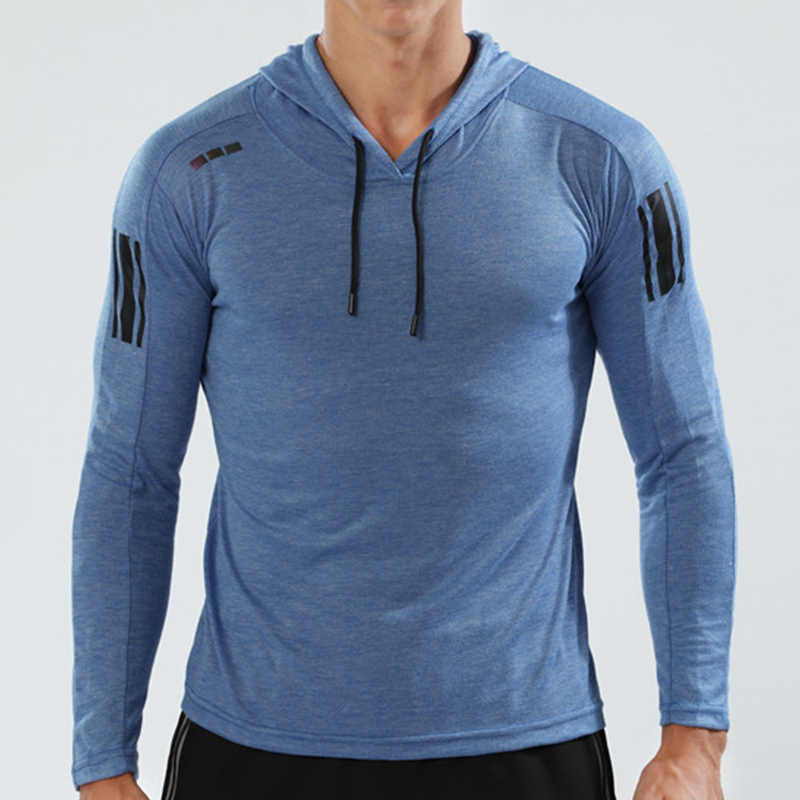 Tight Gym Hoodie for Men Mens Clothing Jackets & Hoodies