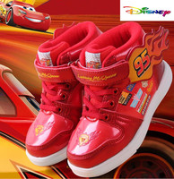 Disney cars Lightning McQueen shoes boy 2019 autumn winter new baby breathable sports children shoe men