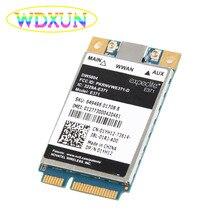 Dell беспроводной Dw5804 4g Lte/wwan мобильный широкополосный доступ 01yh12 E371 мини Pci-e 3g/4g внутренний модем высокоскоростная сетевая карта