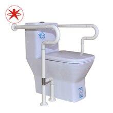 Медицинский Профессиональный Туалет противоскользящие поручни 1 шт или 2 шт нагрузка 200 кг нержавеющая сталь для пожилых беременных женщин оборудование для инвалидов
