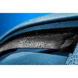 Deflektory kaptura dla LADA Largus 2012 bez logo REINHD101wl w Markizy i zadaszenia od Samochody i motocykle na