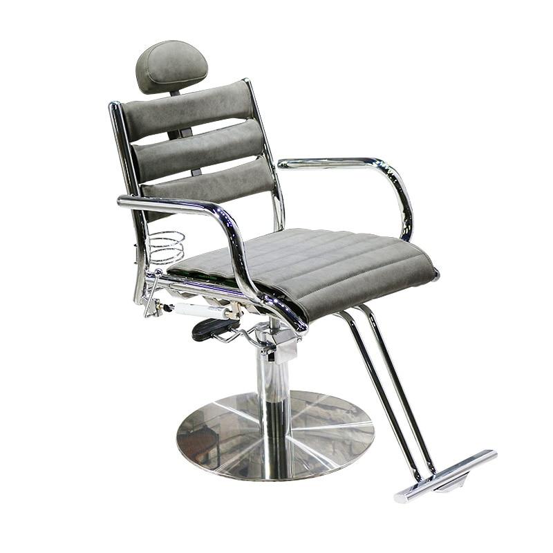 High-end European Hot-dye Dyed Hair Chair Minimalist Japanese Hair Salon Special Hair Chair