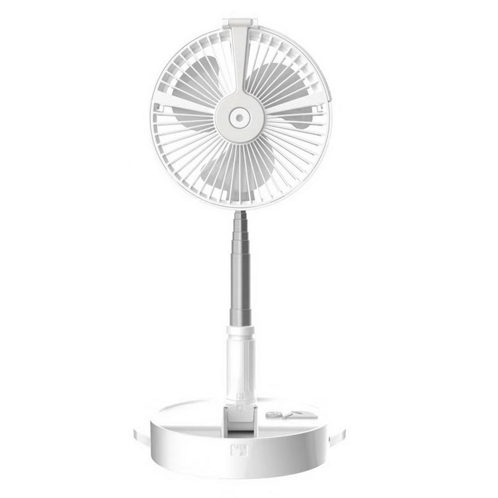 Foldable Fan Handheld Fan Home Office Desk Speed Adjustable USB Rechargeable Fan Air Cooler Outdoor Travel