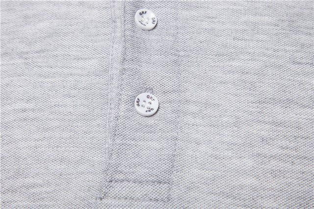 NEGIZBER New Man Polo Shirt Mens Casual Deer Embroidery Cotton Polo shirt Men Short Sleeve High Quantity polo men 4