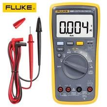 Fluke Digital Multimeter 15B+ 17B+ F18B+ F12E+ Fluke 107 Multimeter With Automatic Range