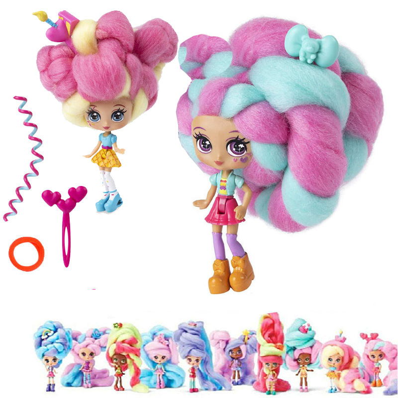 Newest Sweet Treat Toy Doll 40cm Marshmallow Hair Hairstyle Hobbies Dolls Children's Kids Birthday Party Gift