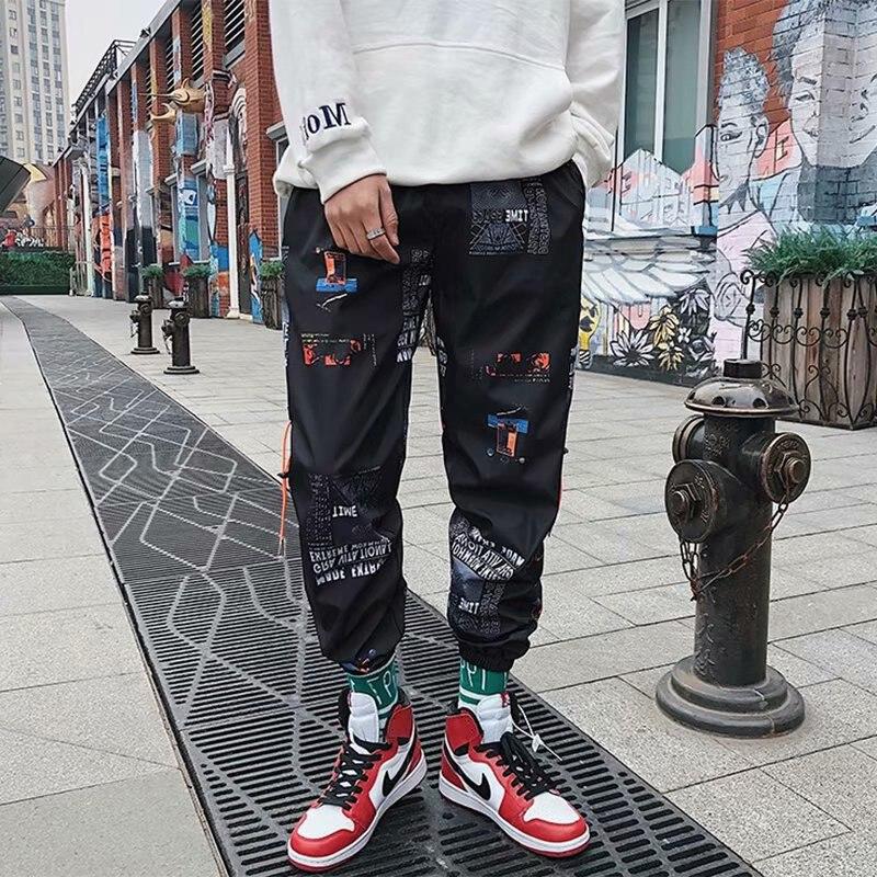Streetwear Hip hop pantalón pantalones hombres pantalones Harem pantalones de la longitud del tobillo casuales de deporte de chándal blanco Techwear M-3XL Goma, TPU suave Fundas deporte fútbol teléfono caso para Alcatel 1 1S 3C 1C 1X 1V 3 3L 3V 3X 2019 1A 1B 1S 2020 de silicona cubierta de la