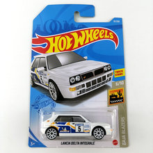 2021 Hot Wheels Auto NO.37-74 Lancia Kool Kombi Volvo 850 Dodge Van 1/64 Metal Diecast Model Auto Speelgoed