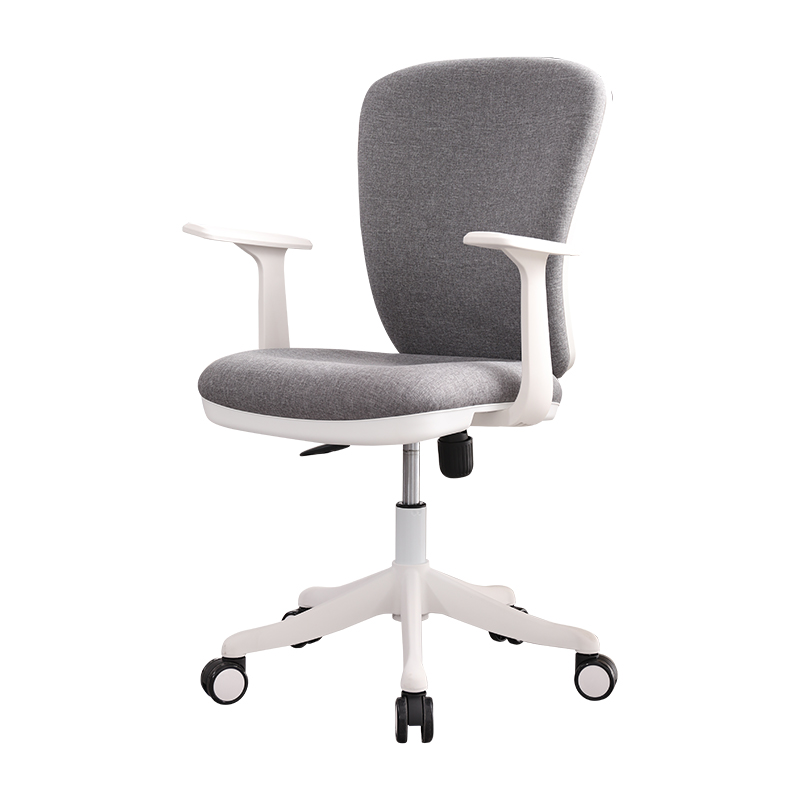 Computer Chair Leisure Simple Staff  Personality Office  Student Learning Swivel  Fabric