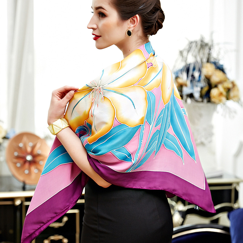 New Silk Scarves/gift Scarves