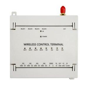 Image 1 - 4 تتابع لورا لاسلكي للتحكم عن بعد 4 المدخلات 4 الناتج التبديل الذكي تشغيل/إيقاف XZ DC01 RCA