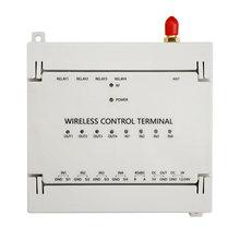 4 relais lora télécommande sans fil 4 entrées 4 sorties interrupteur intelligent marche/arrêt XZ DC01 RCA