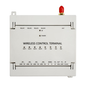 Image 1 - 4 relay lora wireless remote controller 4input 4 output intelligent switch on/off XZ DC01 RCA