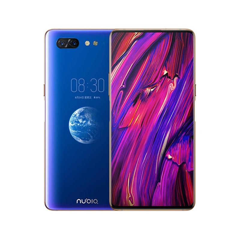 Image 5 - ZTE Nubia X 6.26+5.1inch Dual Screen Mobile Phone 6GB 64GB Snapdragon 845 Octa Core 16+24MP Camera 3800mAh Fingerprint PhoneCellphones   -