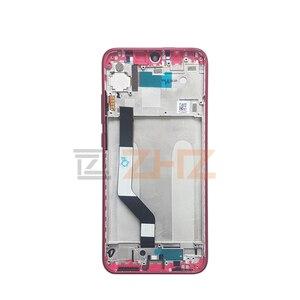 Image 5 - Per xiaomi Redmi Nota 7 display LCD touch screen digitizer Assembly con telaio per redmi note7 pro lcd parti di riparazione