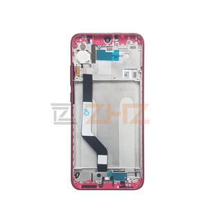 Image 5 - for xiaomi Redmi Note 7 LCD display touch screen digitizer Assembly with frame for redmi note7 pro lcd repair parts
