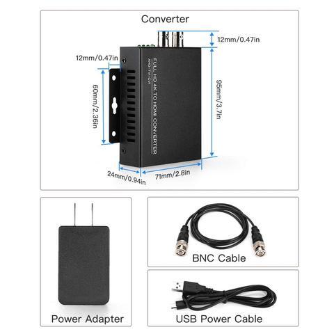 hd bnc video converter reconhecimento automatico 4