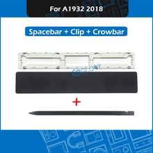 Laptop A1932 Space Bar Key Cap Keys For Macbook Air 13.3″ Late 2018 Keycap w/ Clip Repair Keyboard