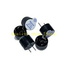 10pcs 3v 5v 12v Active Buzzer Magnetic Long Continous Beep Tone 12*9.5mm new and original