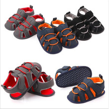 New Summer Baby Shoes Soft Sole Infants Crib Shoes