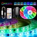 5M 10M WS2811 Led Lights Dream RGBWW RGB Led Strip Light Addressable 15M 20M 5050 Pixel Led Tape with adapter + controller