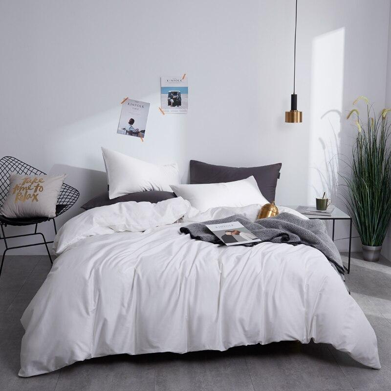 Комплект постельного белья из чистого египетского хлопка 2