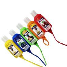 Hand-Sanitizer Anti-Bacteria 50ml Mini Waterless Moisturizing Cleansing Outdoor Portable