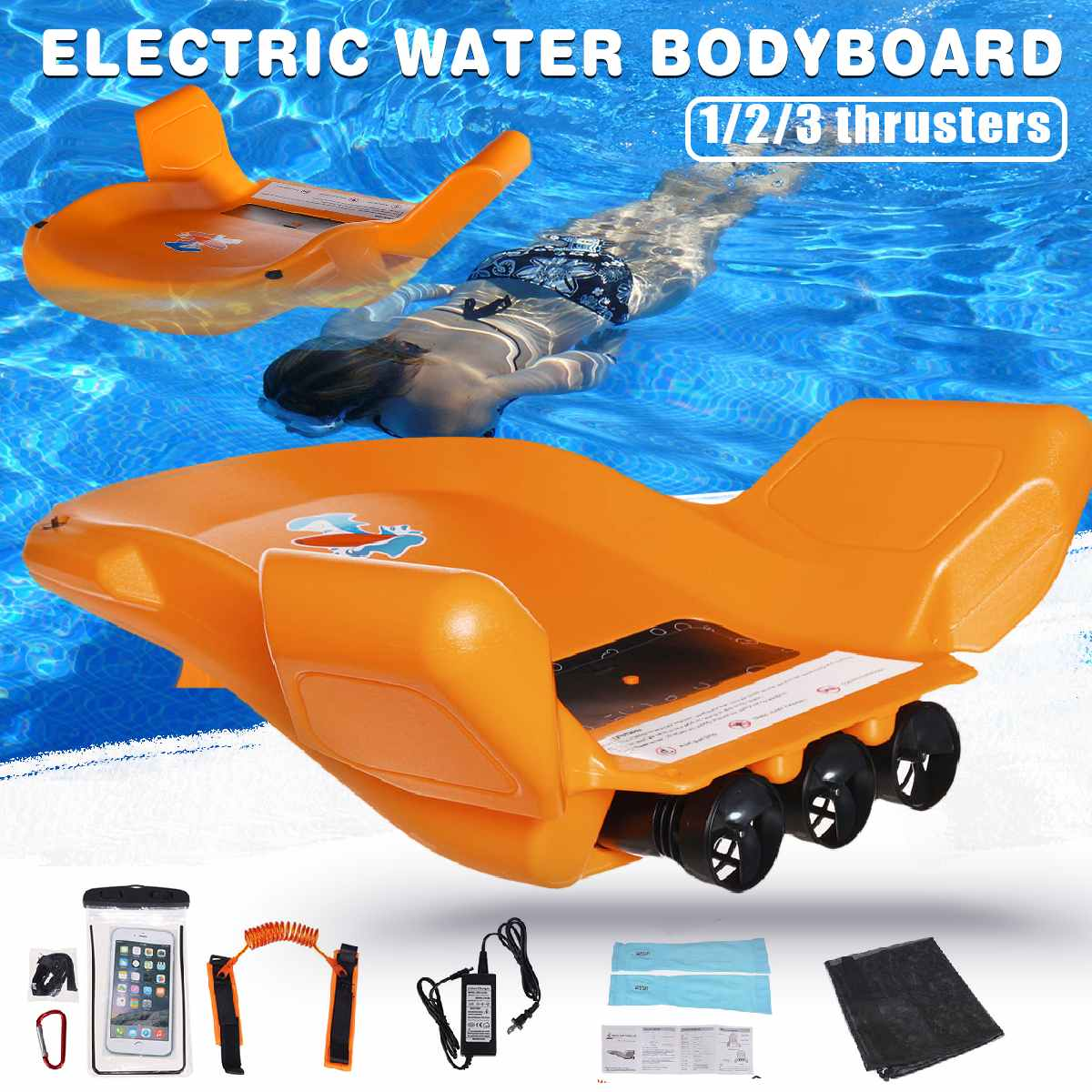 Electric Surfboard 2020 Stand Up Paddle Board Surfing Water Sport Sup Board Surf Board With Thrusters For Swimming Beginner