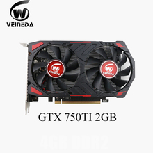 Graphics Cards Geforce-Games VGA Nvidia 750ti 2gb GTX 750 Ti Veineda GDDR5 D5 128bit