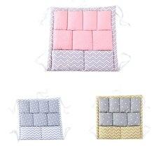 Storage-Bag Diaper Crib Bedside Multifunctional Baby Multi-Layer Cotton Cartoon