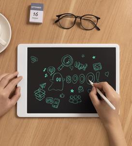 Image 5 - Xiaomi Tableta de escritura LCD Original Mijia con bolígrafo Digital, dibujo electrónico, escritura a mano, tablero gráfico de mensajes, nuevo