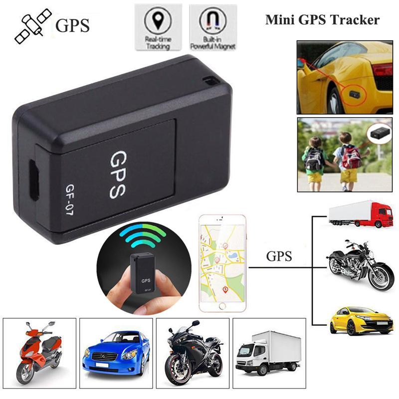 DAKAZ DIGITAL Mini Gps Tracker Motorcycle Truck Small GPS Tracking Device Car  Tracker Car Gps Locator Strong Real Time Magnetic
