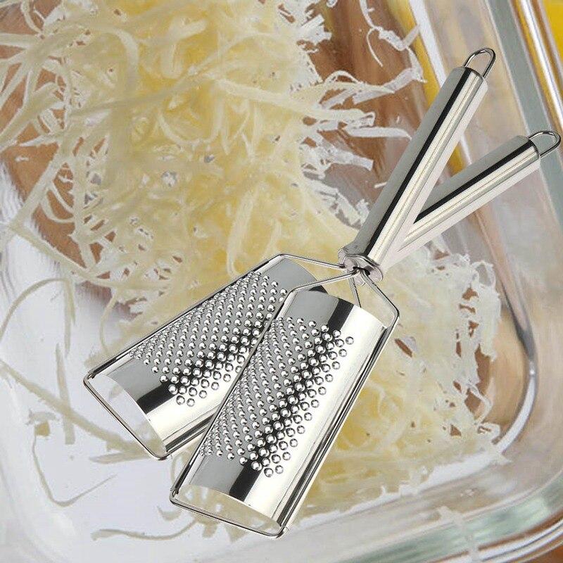 Терка для лимона сыра многоцелевой из нержавеющей стали Острый Овощной фруктовый инструмент