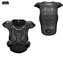 Motorcycle Jacket Adult Chest Back Protector Moto Body Armor Guard Racing Body Protector Armor Jacket Motocross Protective Gear